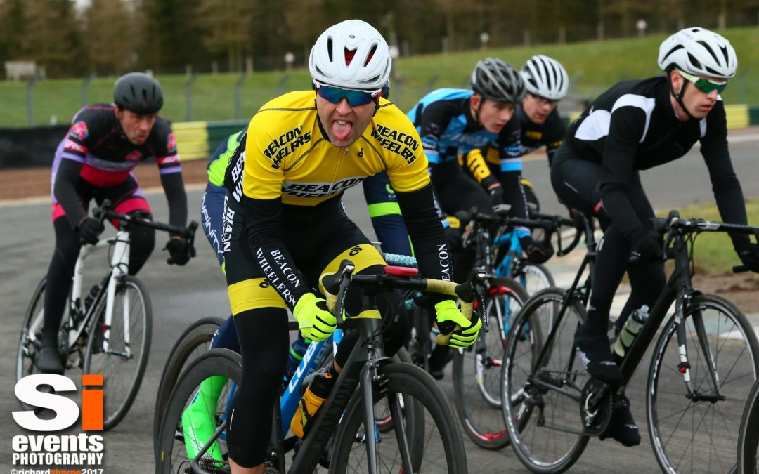 Velo29 Winter Series Round 2 Croft Race Circuit 27th January 2018